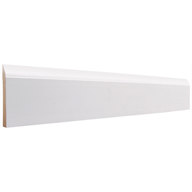 EverTrue 3-in x 12-ft Interior MDF Baseboard