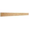 EverTrue Wood Lattice Moulding (Actual: 0.25-in x 1.375-in)