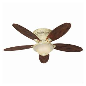 Lowes Outdoor Ceiling Fans on Shop Hunter 52 Avignon Harvest Wheat ...