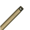 Hunter 18-in Antique Brass Steel Ceiling Fan Downrod