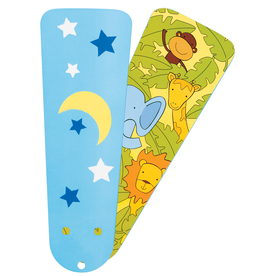 Hunter 4-Pack 42-in Moon and Stars/Jungle Ceiling Fan Blades