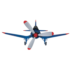 Hunter 48-in Fantasy Flyer Blue Kids Ceiling Fan