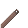 Hunter 48-in Weathered Brick Steel Ceiling Fan Downrod