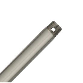 Hunter 12-in Brushed Nickel Steel Ceiling Fan Downrod