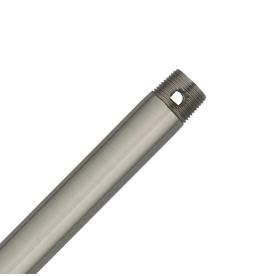 Hunter 48-in Brushed Nickel Steel Ceiling Fan Downrod