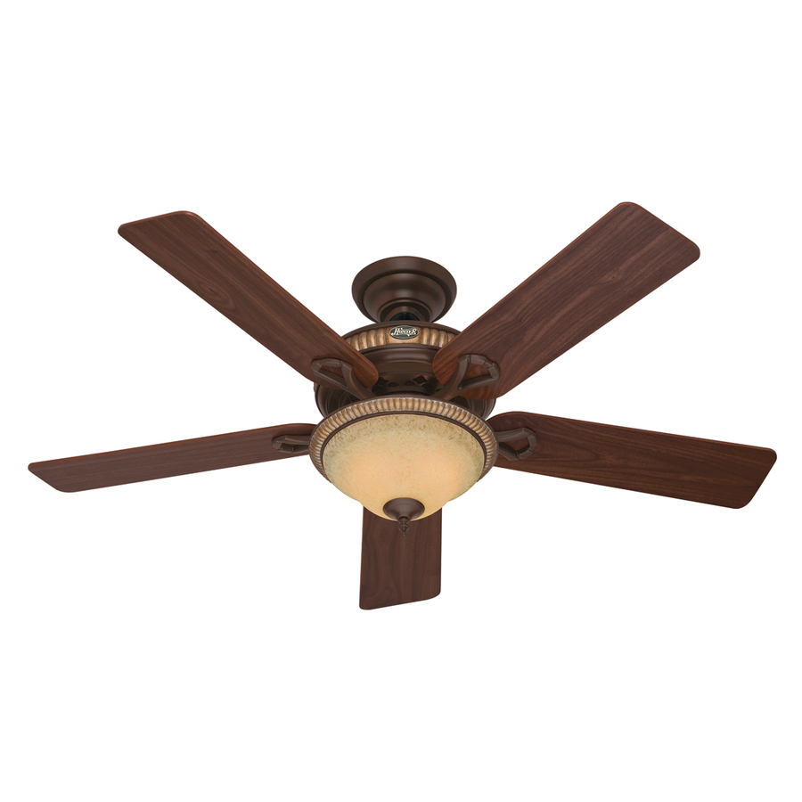 cocoa downrod or flush mount ceiling fan with light kit at. Black Bedroom Furniture Sets. Home Design Ideas