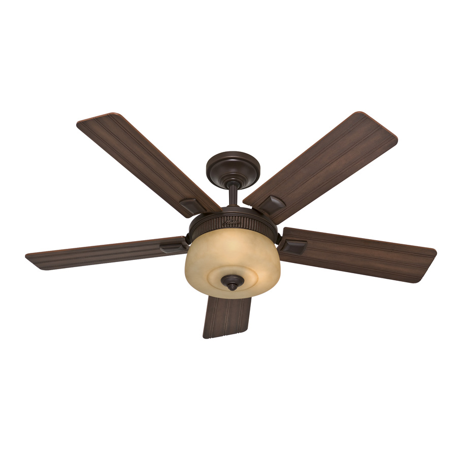 bengal bronze downrod mount ceiling fan with light kit at. Black Bedroom Furniture Sets. Home Design Ideas
