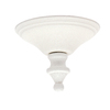 Hunter Satin White Finial Pack