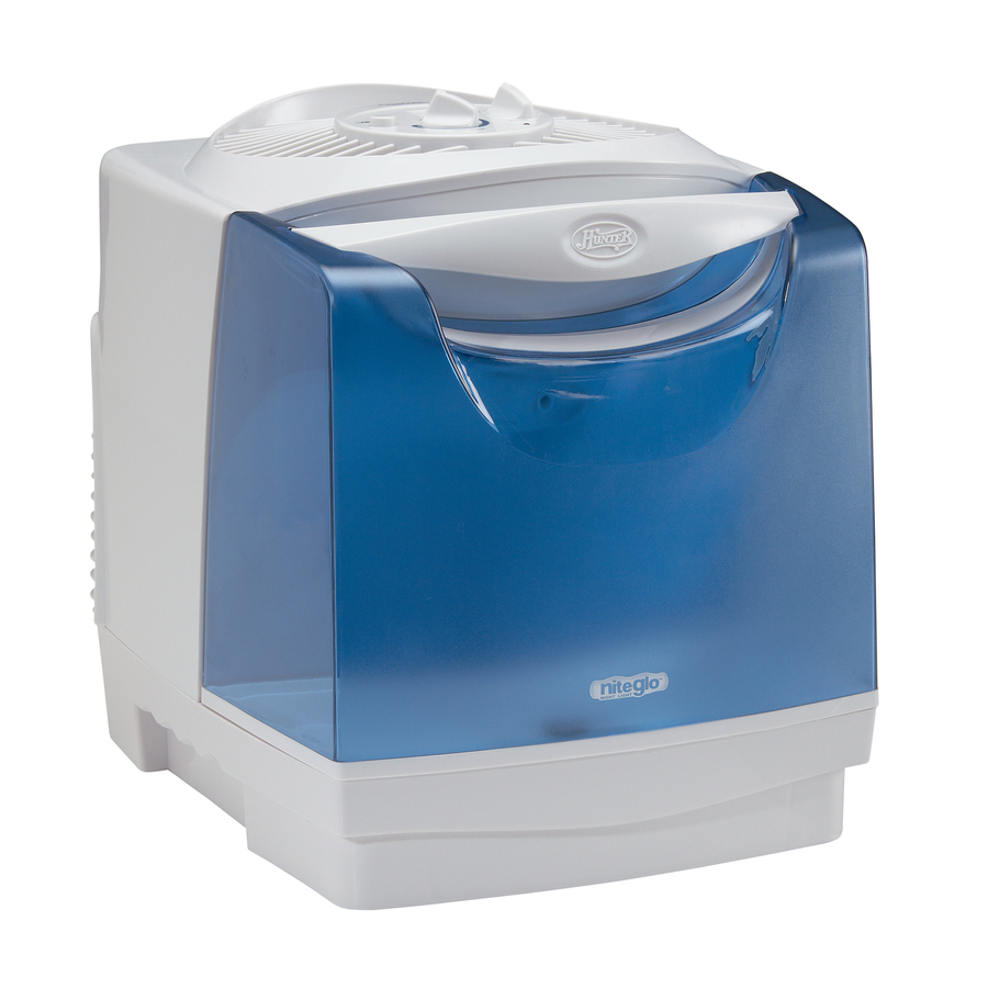 Shop Hunter 1.1-Gallon Tabletop Humidifier at Lowes.com