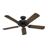Hunter Sea Air 52-in Downrod or Close Mount Indoor/Outdoor Ceiling Fan ENERGY STAR