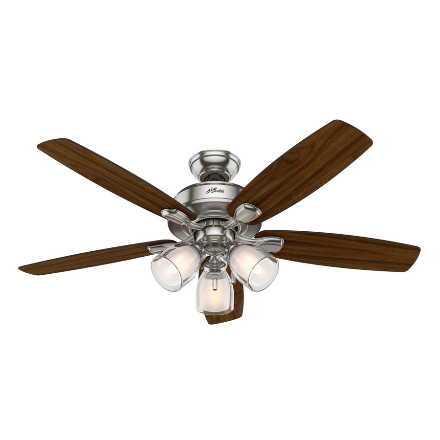 or flush mount ceiling fan standard with light kit at. Black Bedroom Furniture Sets. Home Design Ideas