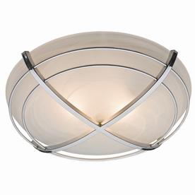 shop harbor breeze 90 cfm brushed nickel bathroom fan with. Black Bedroom Furniture Sets. Home Design Ideas