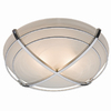 Harbor Breeze 90 CFM Brushed Nickel Bathroom Fan with Light