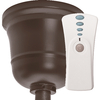 Hunter Brown Handheld Universal Ceiling Fan Remote Control