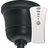 Hunter Black Handheld Universal Ceiling Fan Remote Control