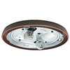 Casablanca 2-Light Maiden Bronze Ceiling Fan Light Kit ENERGY STAR