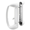 Prime-Line 3.93-in Surface Mounted Sliding Patio Door Handleset