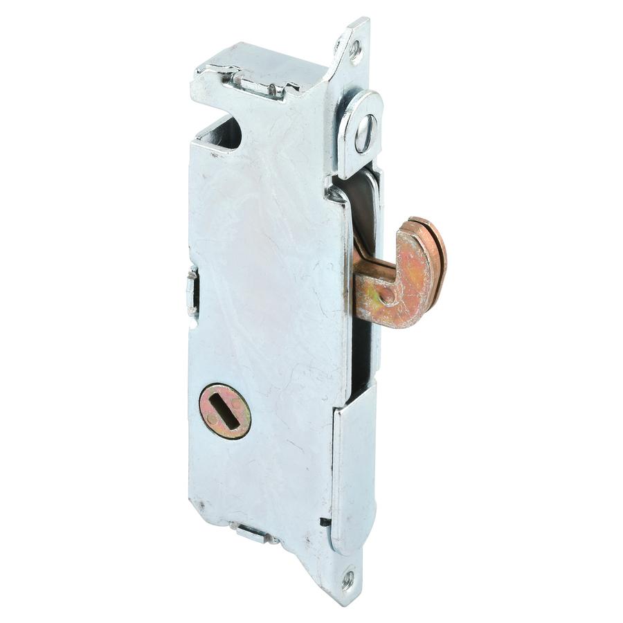 Bathroom sliding door lock - Cisa Sliding Door Hook Bolt Lock