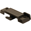 Prime-Line Black Zinc Diecast Sliding Window Latch