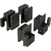 Prime-Line 4-Pack Plastic Horizontal Sliding Window Corner Guide