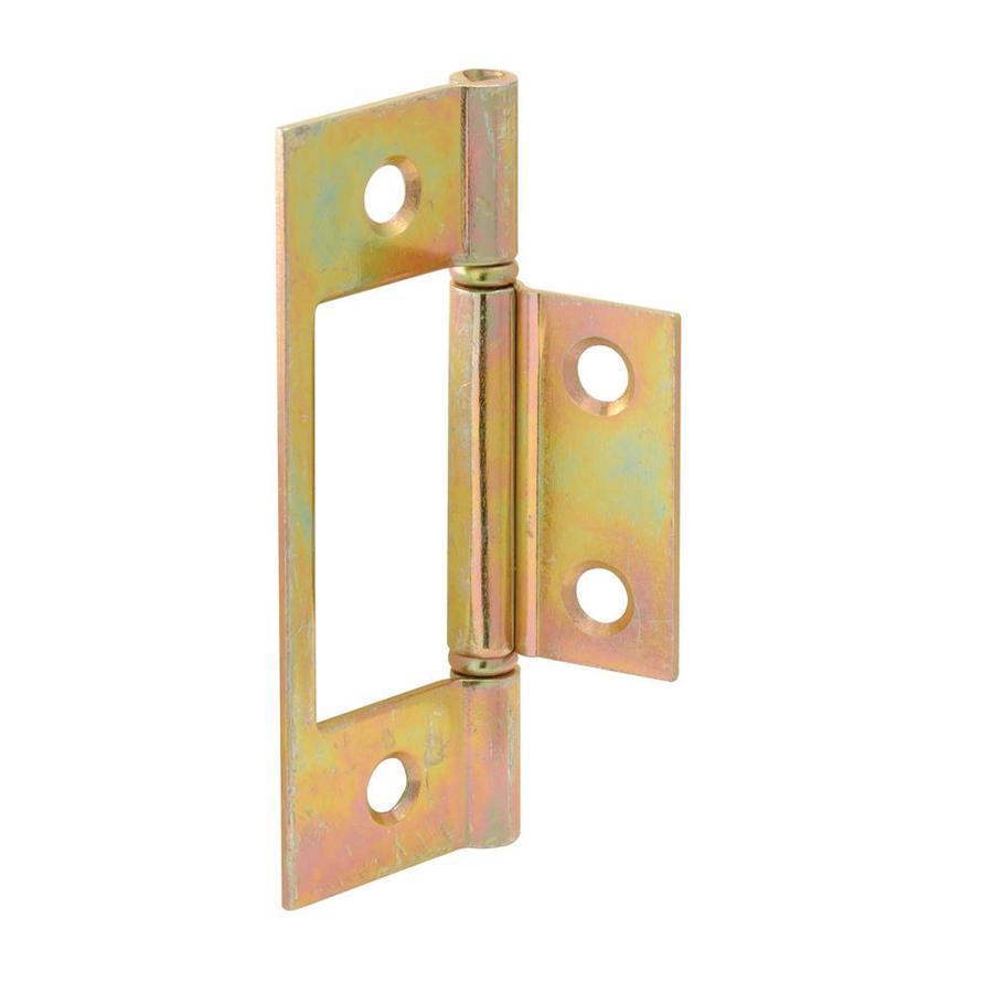 prime line brass plated bi fold closet door hinge model n. Black Bedroom Furniture Sets. Home Design Ideas