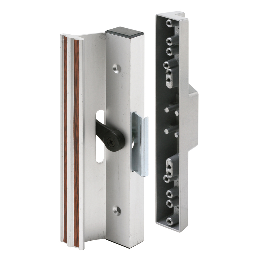 Shop prime line in surface mounted sliding patio door