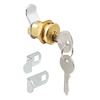 Gatehouse Brass Plated Mail Box Lock