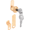 Gatehouse 5/8-in Brass Die-Cast Drawer and Cabinet Lock