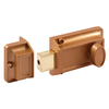Gatehouse Steel Screen Door & Storm Door Cylinder Lock