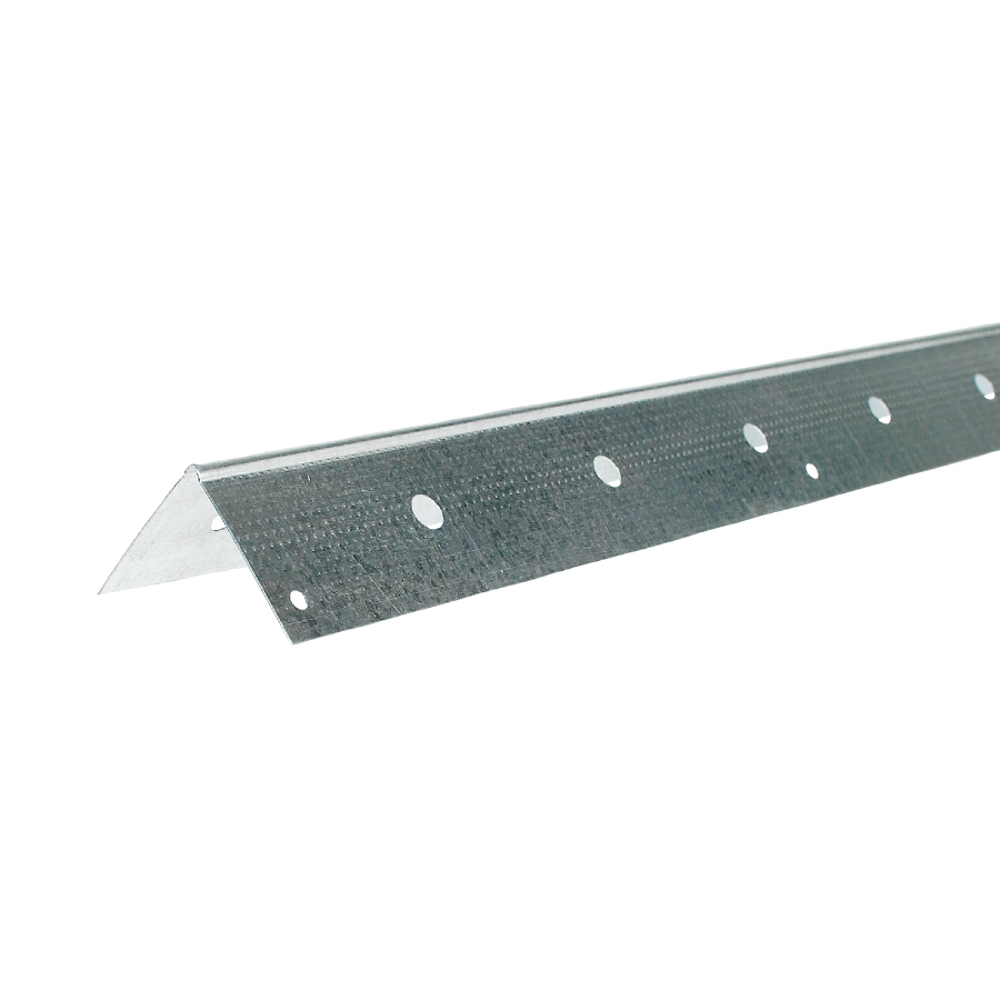 Metal Corner Bead : Shop amerimax ft metal drywall corner bead at lowes
