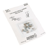 Amerimax 8-Count #8 x 0.375-in Brown Self-Tapping Phillips-Drive Exterior Gutter Screws