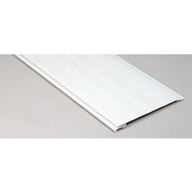 DrySnap 12' White Panel Channel Combo