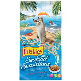FRISKIES 16.25 lbs Seafood Sensations Adult Cat Food