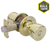 Gatehouse Gallo Polished Brass Tulip Residential Keyed Entry Door Knob