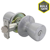 Gatehouse Gallo Stainless Steel Tulip Residential Keyed Entry Door Knob