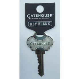 Gatehouse Key Blank
