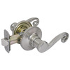 Gatehouse Savannah Satin Nickel Residential Passage Door Lever