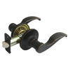 Gatehouse Newbury Aged Bronze Universal Passage Door Lever