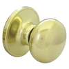 Gatehouse Baron Polished Brass Residential Dummy Door Knob