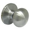 Gatehouse Baron Satin Nickel Residential Dummy Door Knob