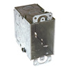 Raco 18-cu in 1-Gang Metal New Work Wall Electrical Box