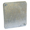 Raco Square Metal Electrical Box Cover