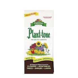 Espoma Plant-Tone 8-lb Organic/Natural All Purpose Food (5-3-3)