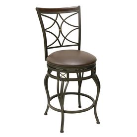 Shop Oil Rubbed Bronze 25 In Counter Stool At Lowes Com