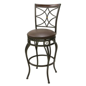 Shop Oil Rubbed Bronze 30 In Bar Stool At Lowes Com