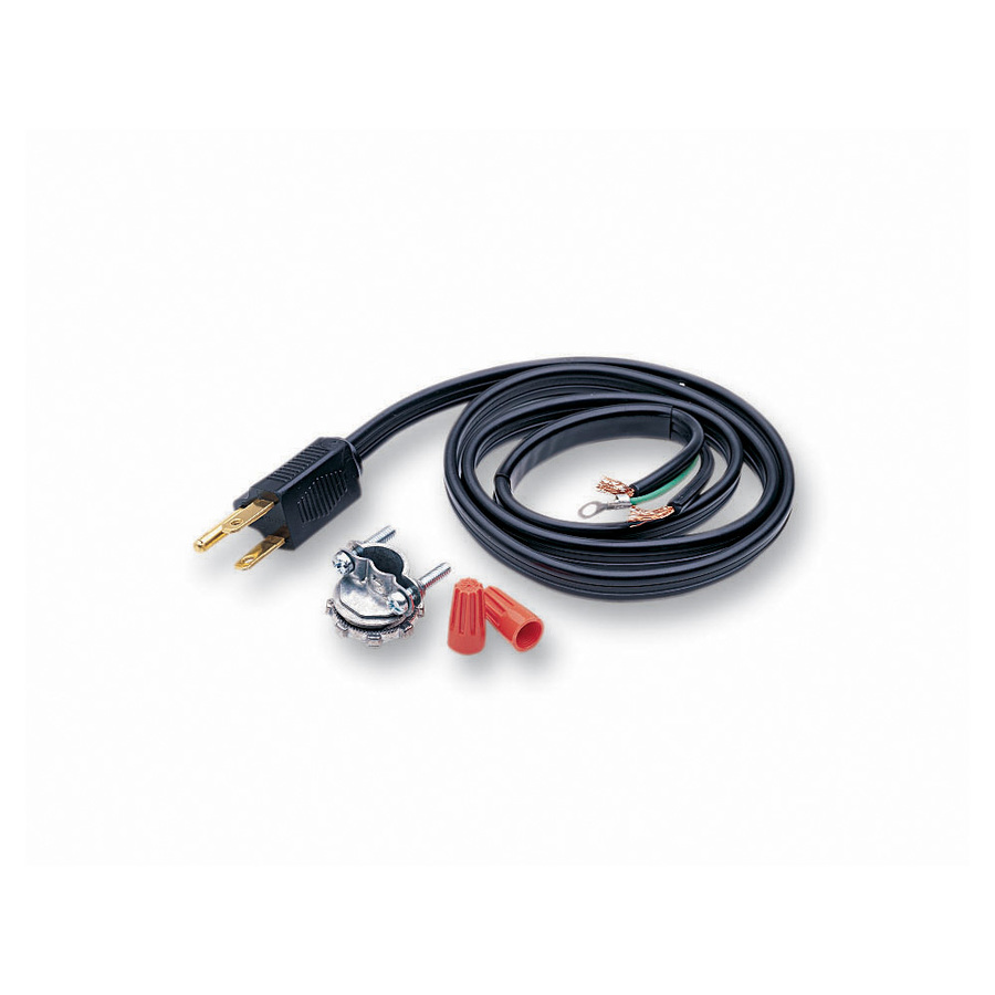 Shop Insinkerator Black Appliance Power Cord At Lowes Com