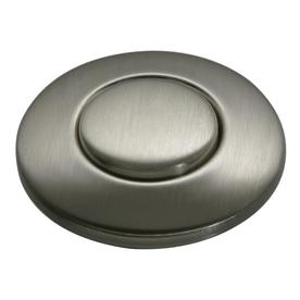 InSinkErator Satin Nickel SinkTop Switch™ Button