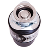 InSinkErator Badger 15Ss 3/4-Hp Garbage Disposal