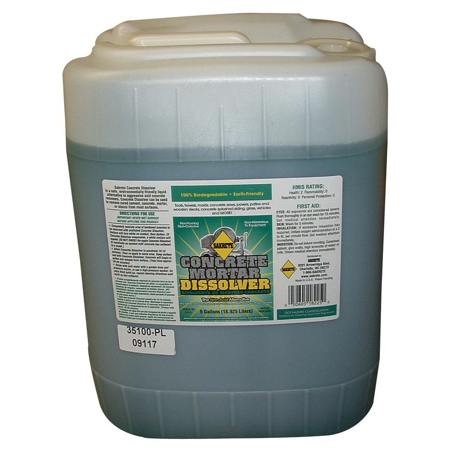 Shop sakrete masonry cleaner at for Indoor concrete cleaner