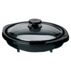 Deni 12-in L x 12-in W Non-Stick Contact Grill
